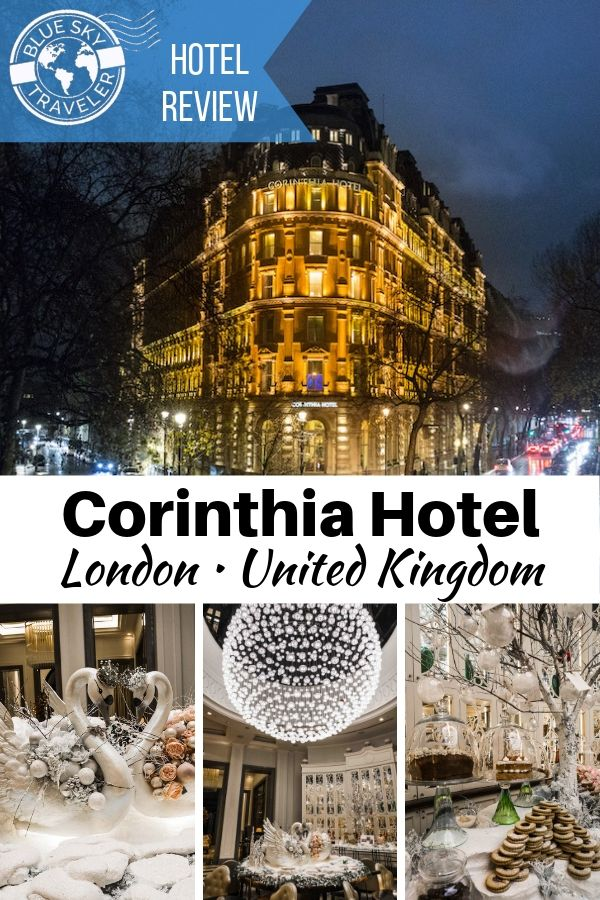 PIN.UK .London.Hotel .Corinthia.