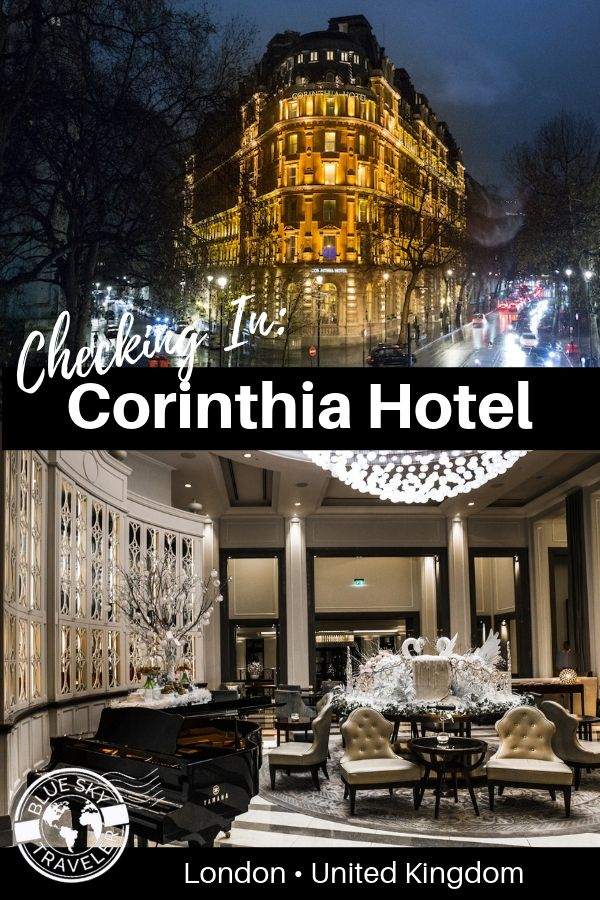 PIN.UK .London.Hotel .Corinthia.3
