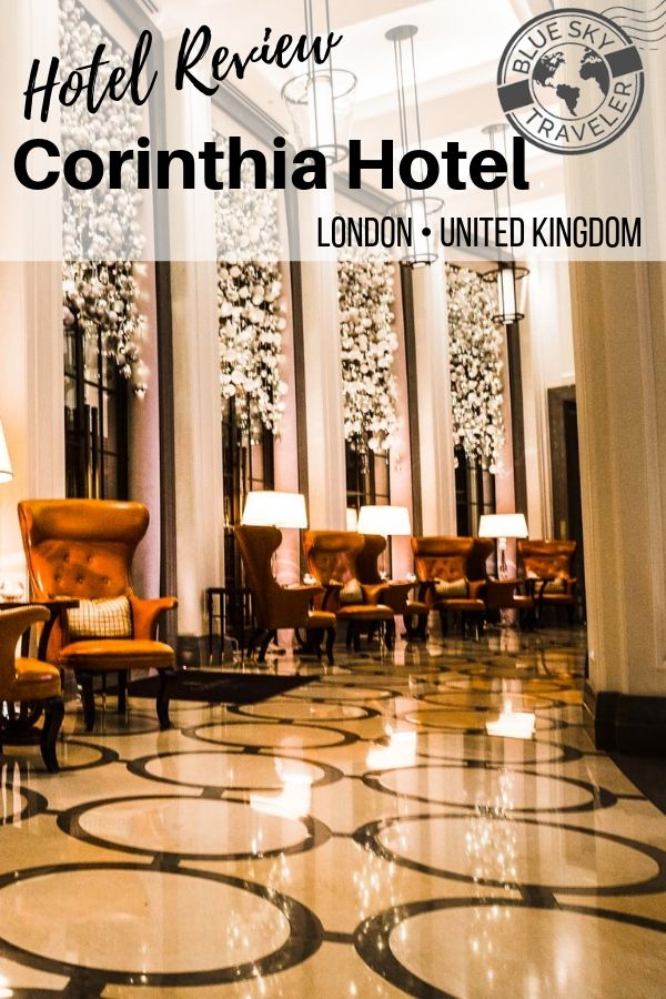 PIN.UK .London.Hotel .Corinthia.4