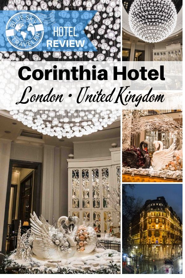Checking In: Corinthia Hotel <br>London • UK