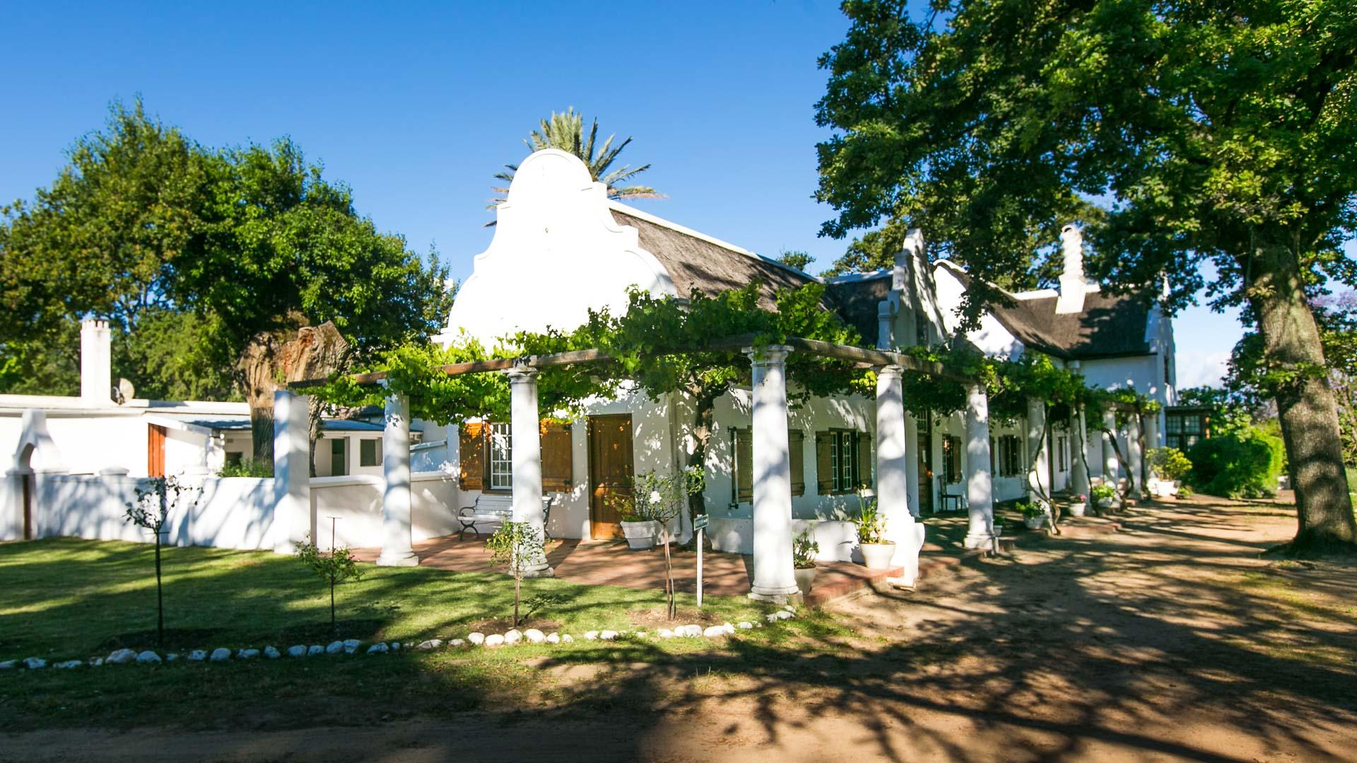 Lekkerwijn Historic House