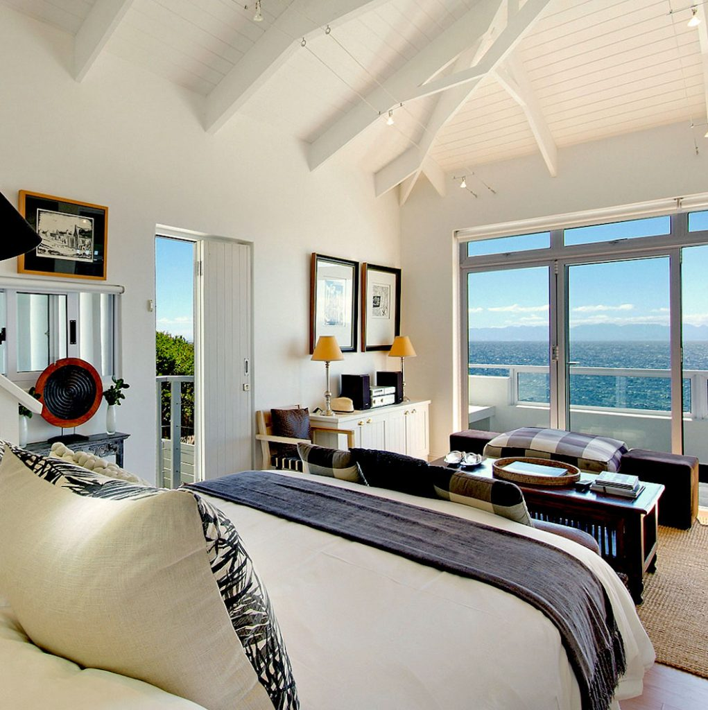 Recommended accomodations in <br>Cape Town