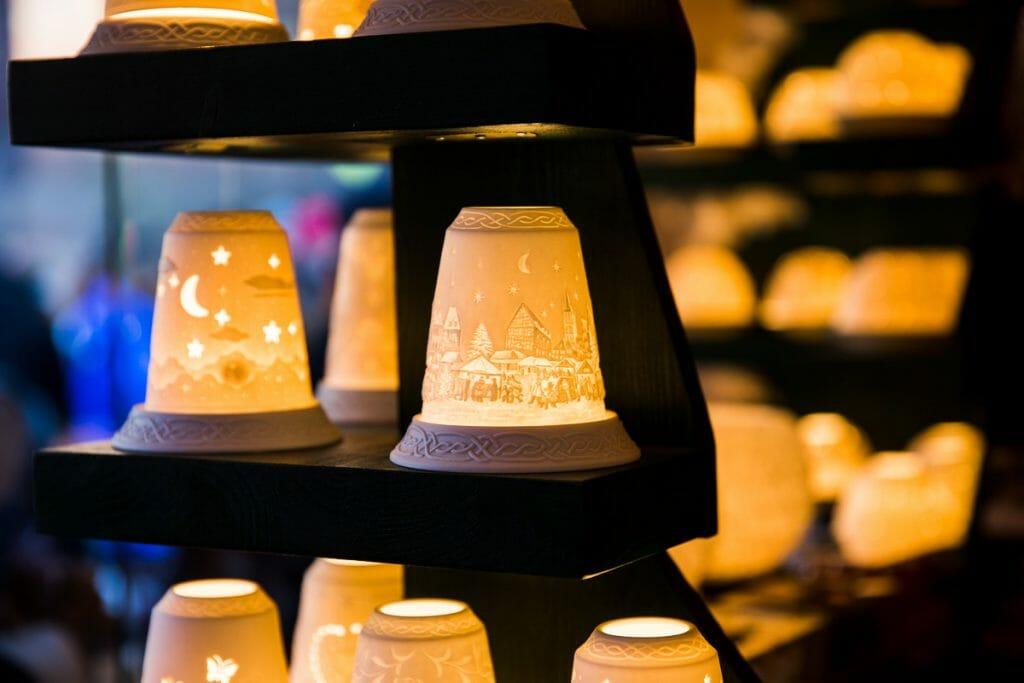 Christmas Markets - Lanterns
