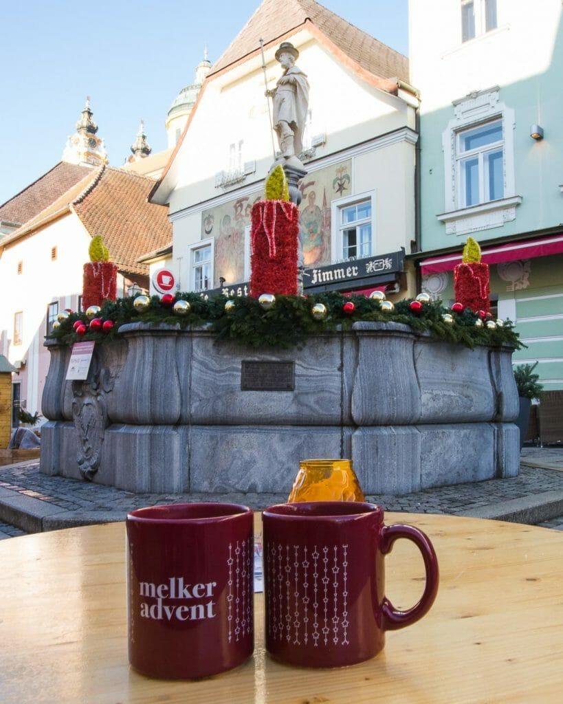 Christmas Markets - Melk - Mugs
