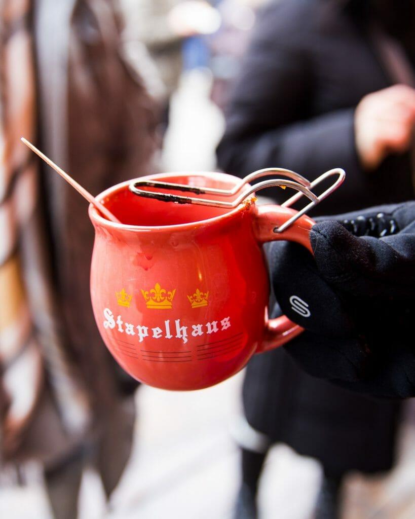 Christmas Markets - Mugs