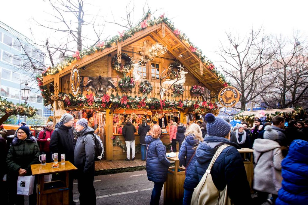 Christmas Markets - Munich