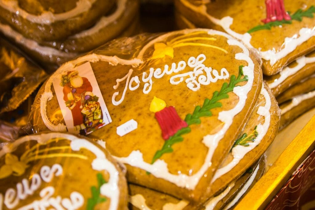 Christmas Markets - Gingerbread Cookie - Happy Holidays