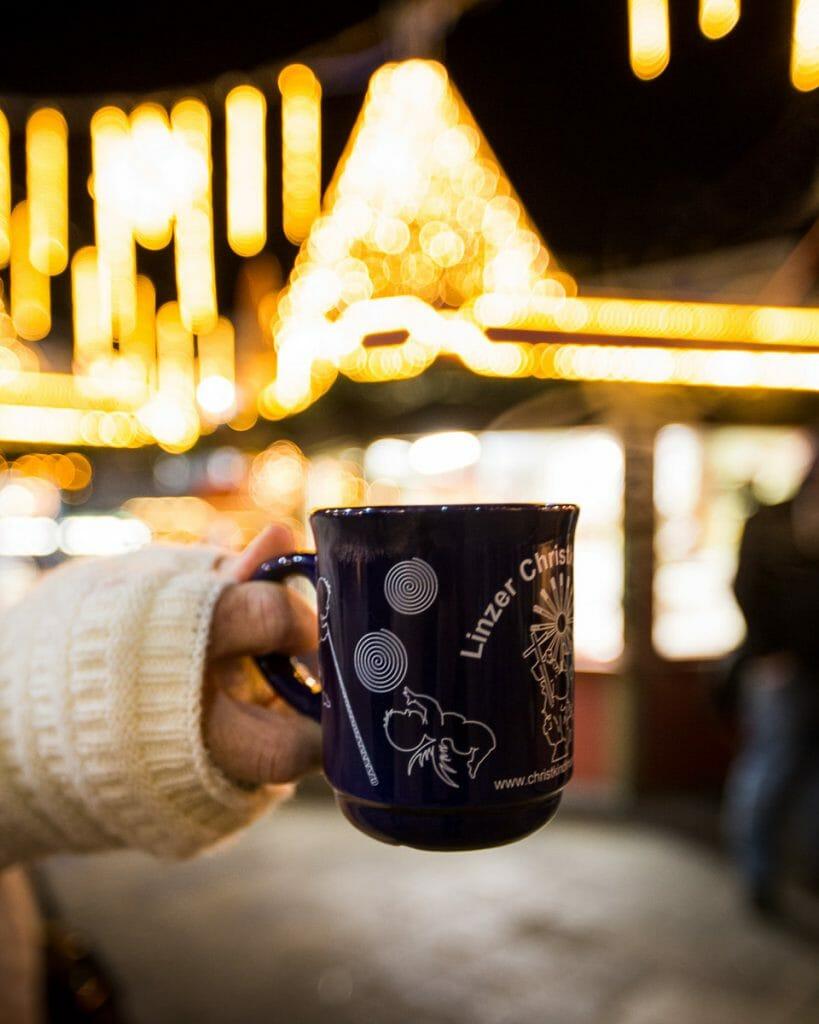 Christmas Markets - Christmas Mugs