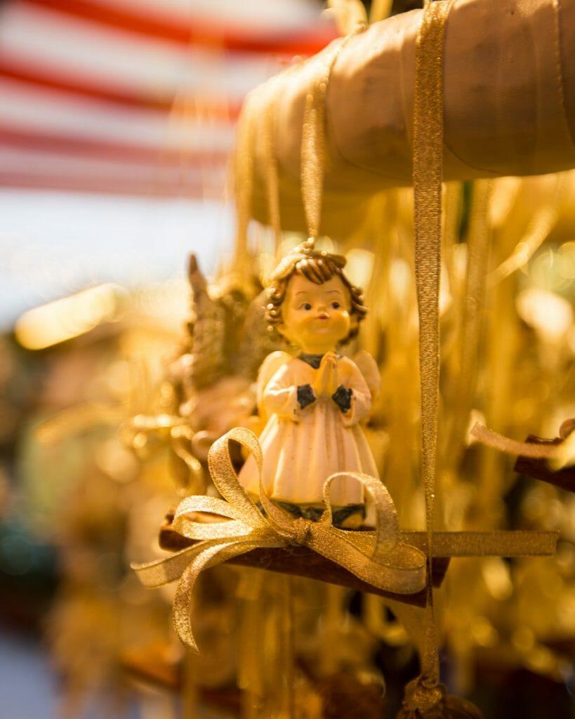 Christmas Market Angels