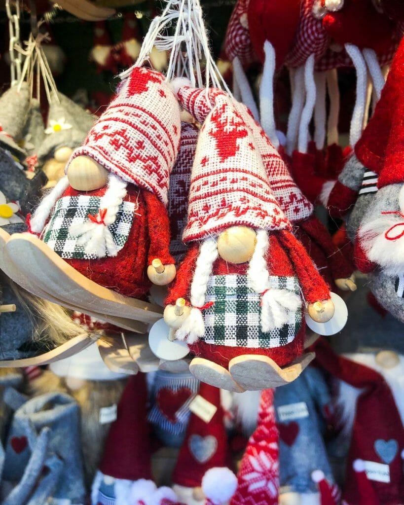 Christmas Ornaments Gnome