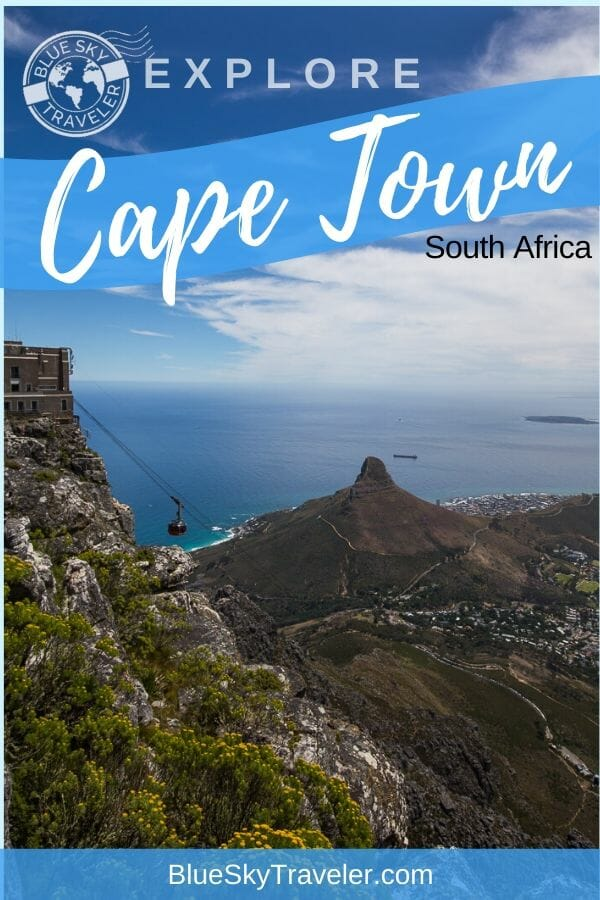 Cape Town •South Africa