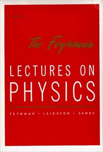 Les conférences Feynman sur la physique