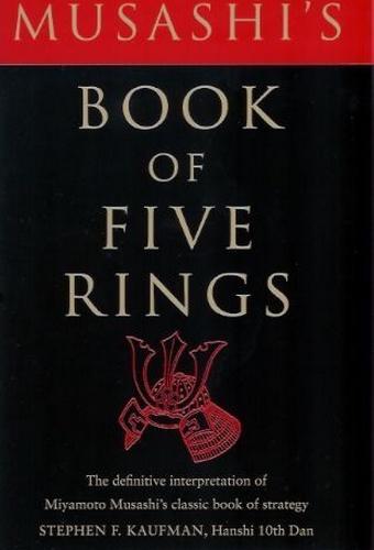 Le livre des cinq anneaux de Musashi