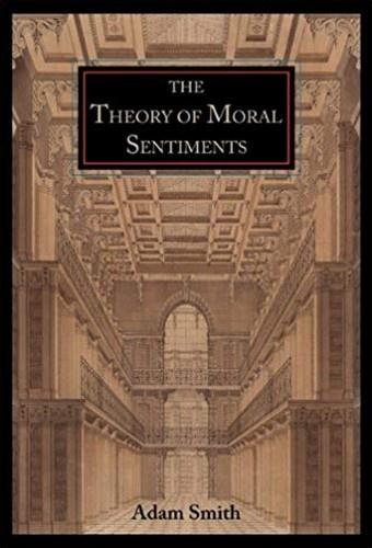 La théorie des sentiments moraux