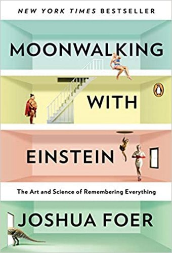 Moonwalk avec Einstein