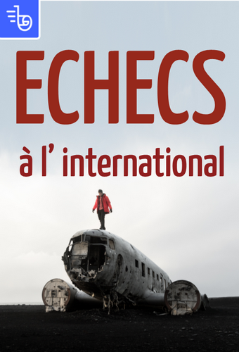 Echecs à l'international