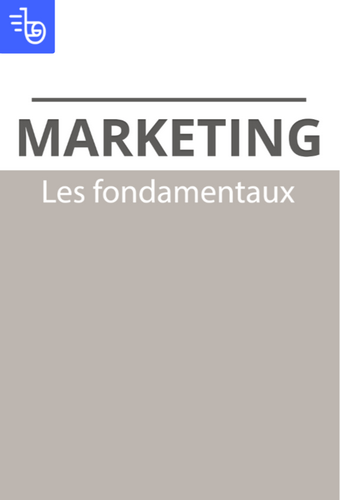 Marketing - Les fondamentaux