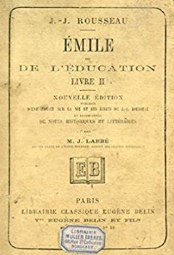 Emile, Or Treatise on Education