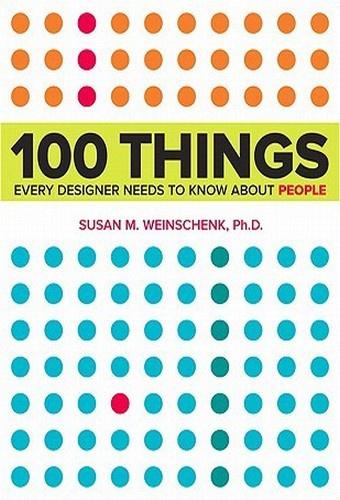 100 choses que tout designer doit savoir sur les gens
