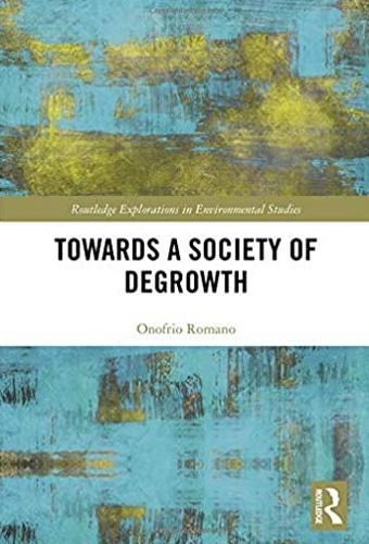 Towards a Society of Degrowth