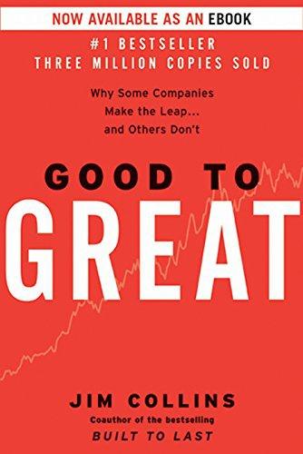 Du bien au mieux: Pourquoi certaines entreprises font le saut... et d'autres pas