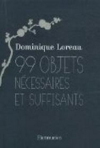 99 necessary and sufficient items