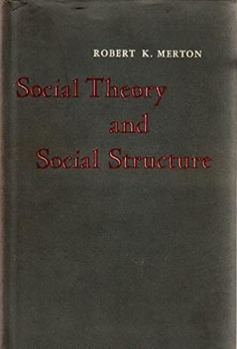 Théorie sociale et structure sociale