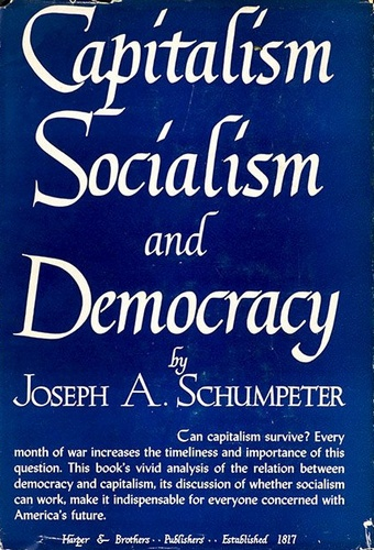 Capitalism, Socialism and Democracy