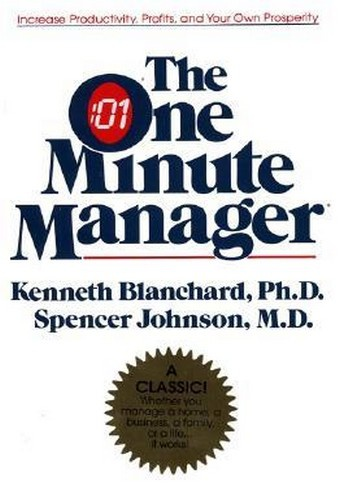 Le nouveau One Minute Manager