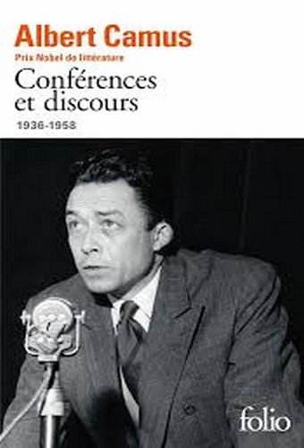 Conferences and Speeches 1937-1958
