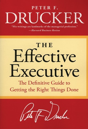 L'exécutif efficace