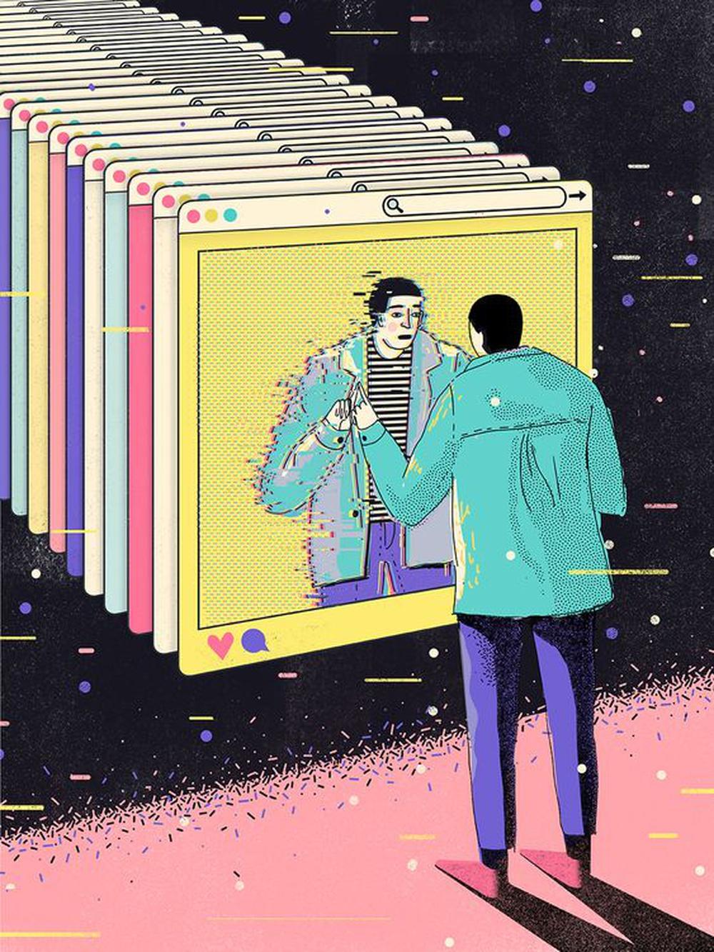 [Paradoxe de la vie privée] Bien que les gens disent se soucier beaucoup de leur vie privée, ils se comportent comme s'ils ne le faisaient pas