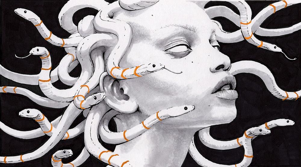 Certaines formes de vie y compris les plus terrifiantes, sont d'une beauté époustouflante