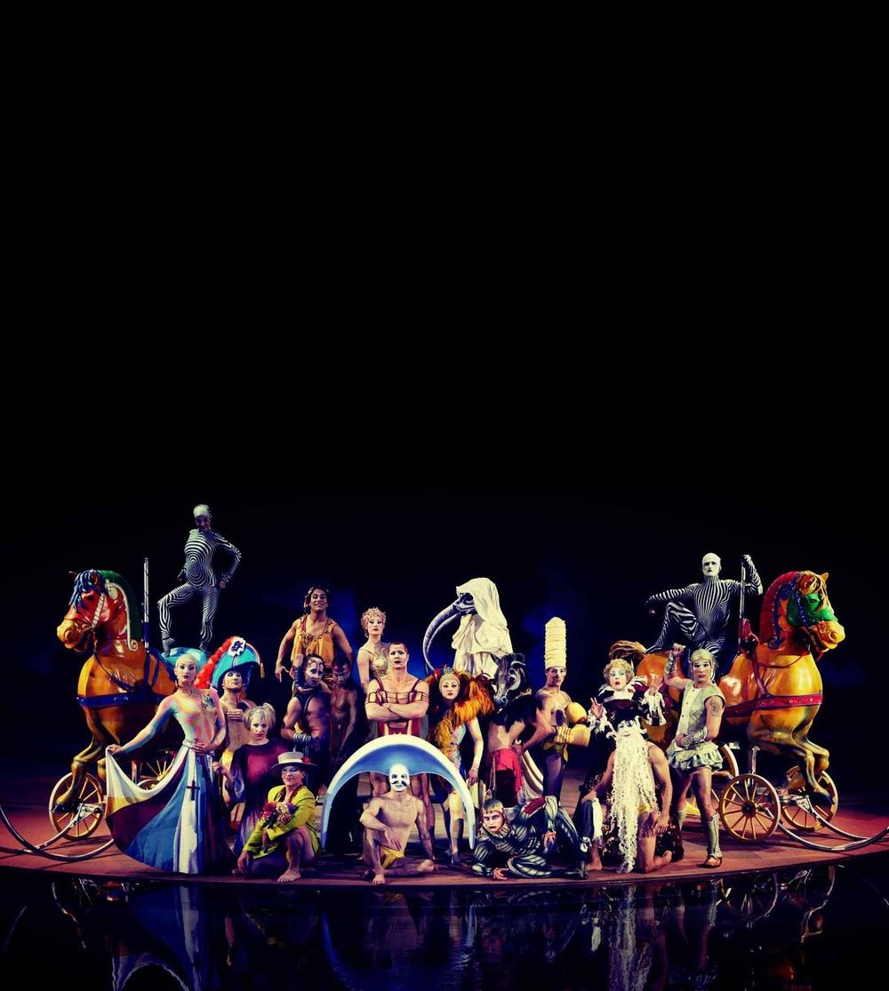 A Cirque du Soleil Blue Ocean Strategy