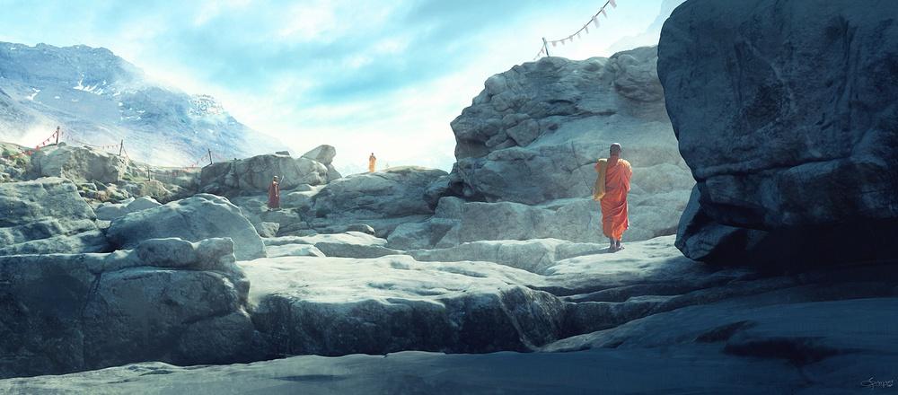 L'esprit du bouddhisme est essentiellement socialiste