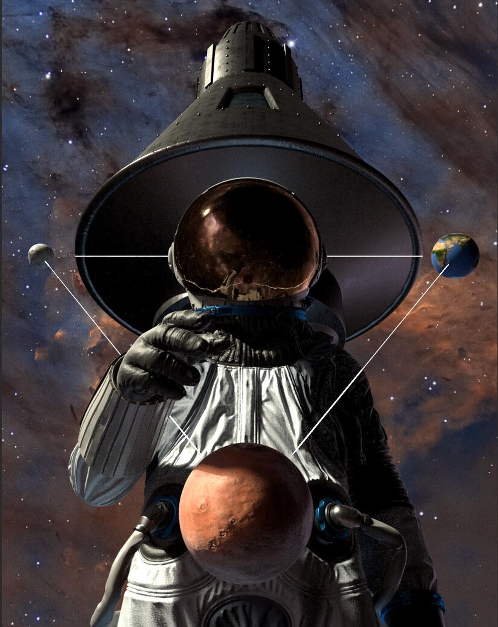 L'astronomie nous a donné une âme capable de comprendre la nature