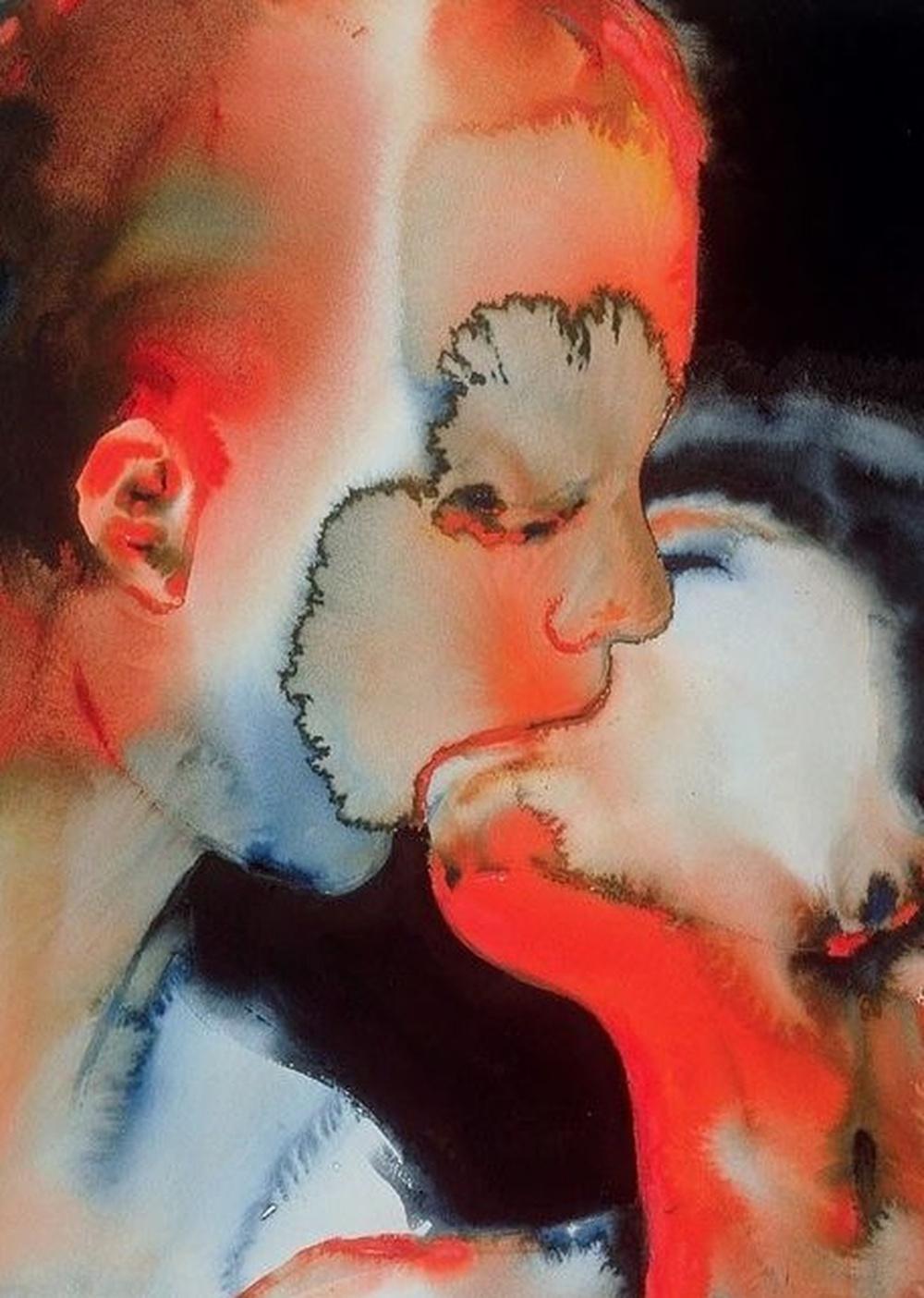 Une bonne partie de notre excitation n'a rien à voir avec la dimension physique du baiser,  elle provient de la simple prise de conscience que quelqu'un d'autre nous aime