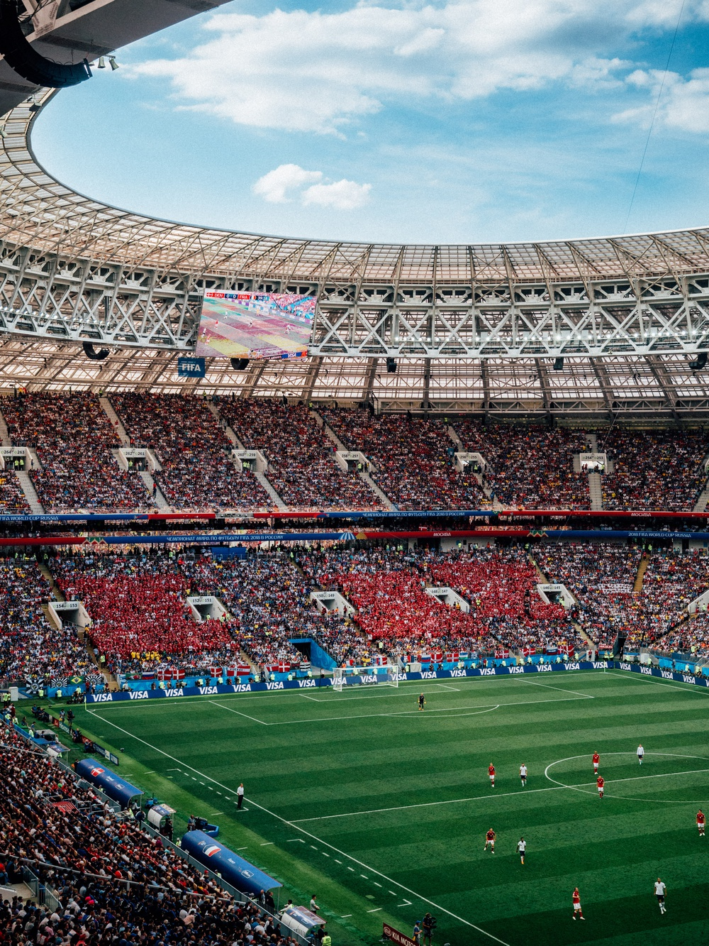 Les événements sportifs internationaux ont une influence sur notre appréciation du bien-être