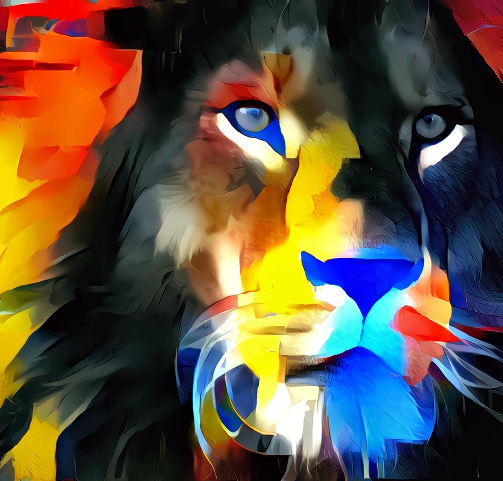 Vous pouvez être un Lion, et avoir le cœur qui bat lorsque le danger approche