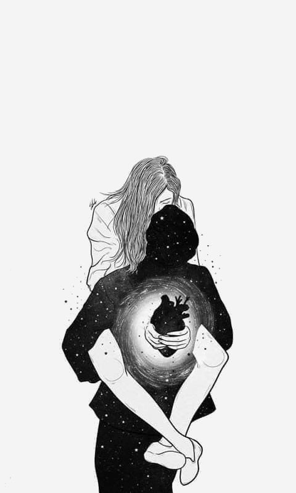 Dans sa jeunesse, un homme rêve de posséder le cœur de la femme qu'il aime ; plus tard, le sentiment qu'il possède le cœur d'une femme peut suffire à le faire tomber amoureux d'elle