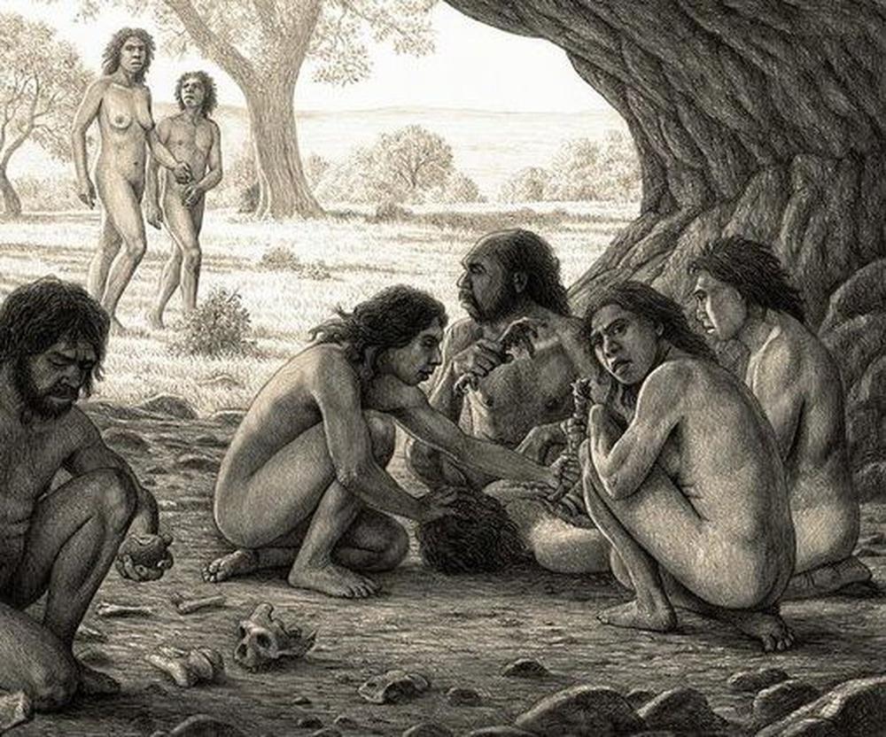 Le meurtre du père primitif a été le début du processus de civilisation