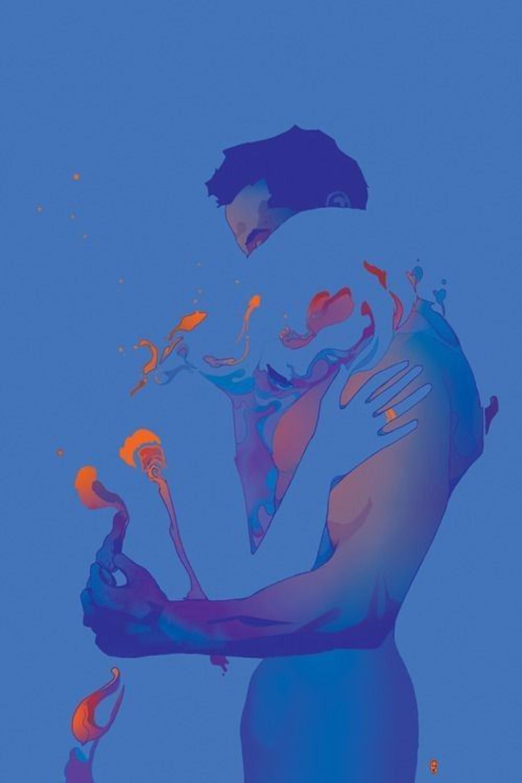Un peu de temps séparé aide en réalité à cimenter les sentiments amoureux