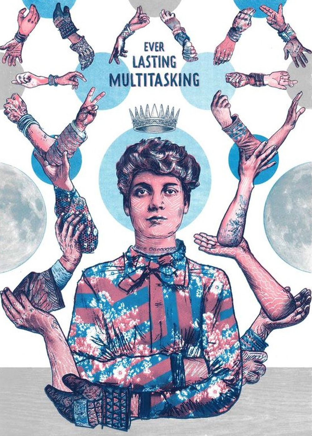 Thinking multitasking equals performance is an illusion