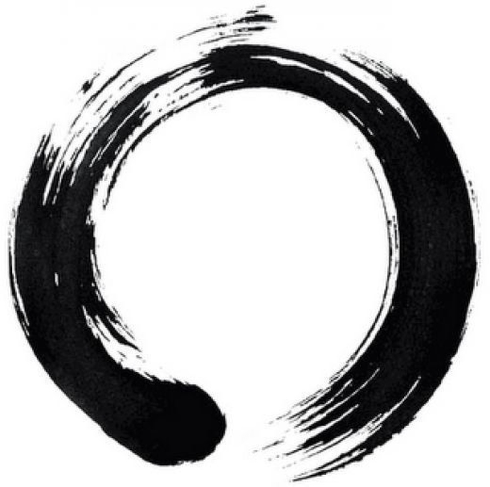 Emptiness is at the heart of Zen buddhism