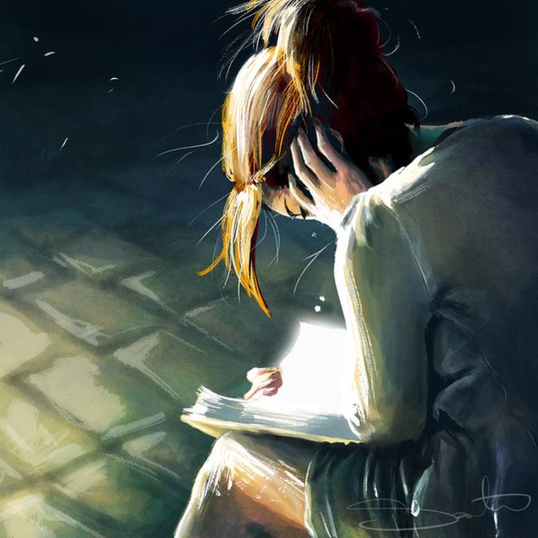 La lecture intègre quelque chose en vous, quelque chose que vous ne saviez pas ou n'aviez peut-être même pas imaginé