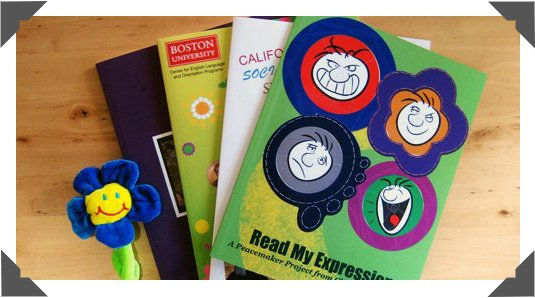 Quality, Full Color, Portrait Softcover School Books