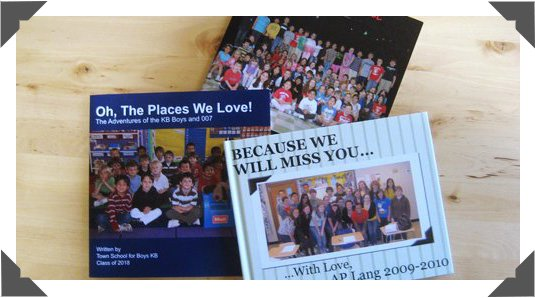 Quality, Square Hard & Softcover Books, ideal for schools