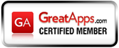 GreatApps.com Certified Member