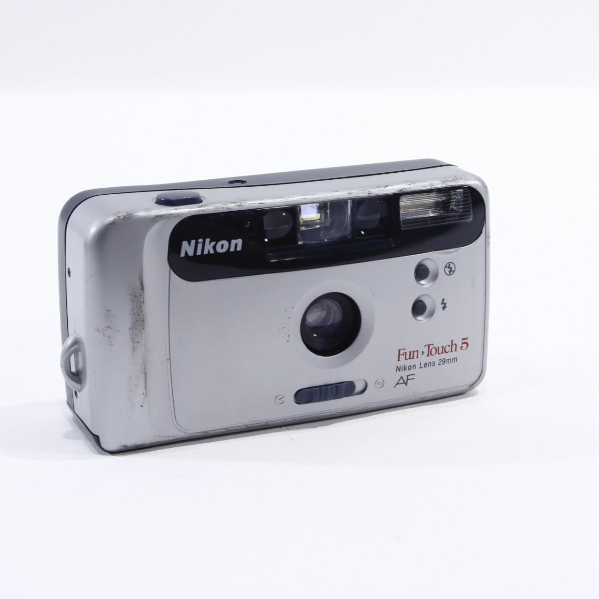 Nikon Fun Touch 5
