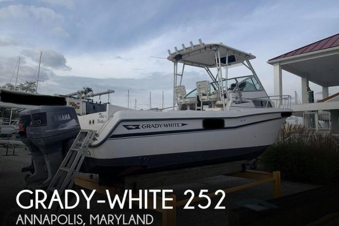 1994 Grady White 252 Sailfish